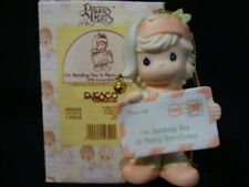 Precious Moments Ornaments-Elf Mailing Letter-Dated 1998