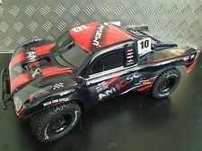 RC Amewi am10sc Short Course v2 Red m1:10 4wd Brushless/7,4v 4000mah LiPo 25c