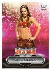 2016 TOPPS WWE Road to Wrestlemania ROSTER #25 BRIE BELLA