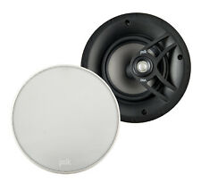 "Polk Audio V60 6.5"" 2-Way Vanishing In-Ceiling Speaker (Bezel-less, Pair)"