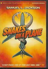 Snakes On A Plane (Dvd, Widescreen, 2005) Stars Samuel L Jackson! ShipsFree!