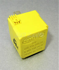 175-Mercedes B A C E M S Class 5-Pin Yellow Relay 4RA007794-00 A0025421419 Hella