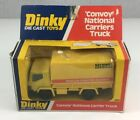 Dinky Die Cast Toys 383 'Convoy' National Carriers Truck Boxed