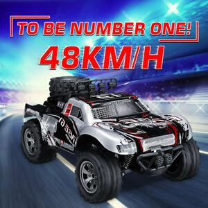 1:18 RC Auto Geländewagen Offroad Monster Truck Kinder Spielzeug Ferngesteuertes