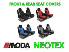 COVERKING NEOSUPREME CUSTOM FIT SEAT COVERS FULL SET for CHEVY SILVERADO 1500