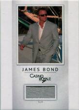 James Bond Archives 2017 Final Relic Costume Card PR23 Bond's Suit #031/200
