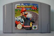 Mario Kart 64 Nintendo n64 mariokart spiel original videogame 1999 PAL EUR clean