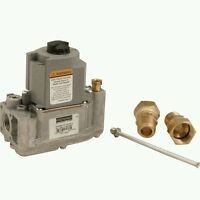 Honeywell VR8204A8834 / Pitco 60113502 Gas Valve Assembly, SKBAWA-000
