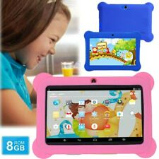 "7"" Kids Tablet Android Quad Core 8GB Wifi Boys Girl Gift For Education Learning"