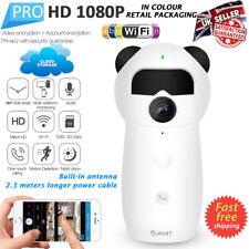 1080P HD Wireless Wifi IP PIR Motion Camera IR Security Webcam Baby Monitor CAM