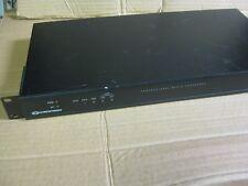 Crestron MP2E Professional Meda Processor AV Control System 6500110