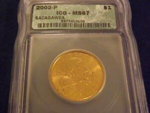 2002-P   $1   Sacagawea