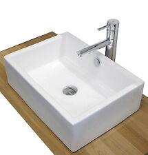 Burgtal 17862 Keramik Aufsatz Waschbecken Waschschale Handwaschbecken BKW-34