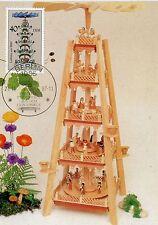 CARTE POSTALE MAXIMUM / GERMANY ALLEMAGNE / BERLIN / ART 1987