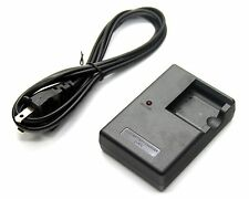 Battery Charger for Olympus LI-40C Stylus 770 SW 780 790 SW 820 830 840 850 SW