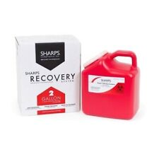 Sharps Container Mail Back Postage And Disposal Prepaid 2 Gallon
