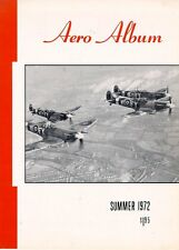AERO ALBUM SUM 1972 DOUGLAS A-4 SKYHAWK  USN VA USMC VMA / WW2 5th AF / XP-47H