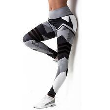 Sexy Women's Butt Lift Yoga Pants Hip Push Up Leggings Fitness Workout Stretch