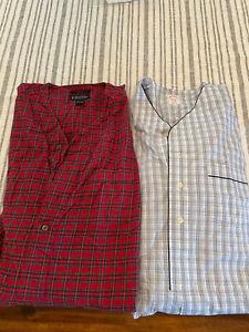 brooks brothers night shirts - 2 Size Xl