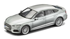 Audi A5 Sportback Coche Modelo 1:43 Plata Florete Modelo 2017 Spark - 5011605031