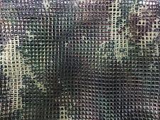 Tactical Scrim Net Sciarpa Militare Combattimento faccia velo Esercito Mimetico Bandana
