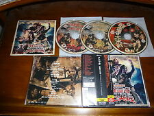 Chthonic / Final Battle at Sing Ling Temple JAPAN 2CD+DVD B4TB
