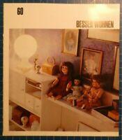 Besser wohnen 60/1972 Schriften für Möbelkultur und Wohngestaltung H9279