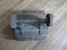 Antique Roller - Possibly from an Old Cotton Mill - EXCELLENT Craftsmanship!