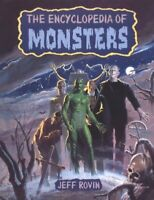 Encyclopedia of Monsters by Rovin Jeff