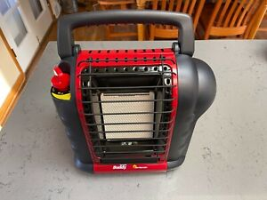 Mr. Heater Portable Propane Buddy Heater MH9BX - Red