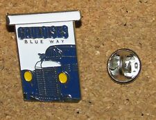 C2(BCNO1) PIN CIGARETTES GAULOISES CAR BLUE WAY SIGNÉ BIJOUX EN FRANCE