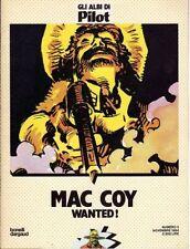 ALBI DI PILOT MAC COY WANTED! N. 3