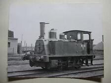 ESP280 1963 MZA RENFE RAILWAY - LOCO No020.0236 PHOTO Pueblo Nuevo Spain