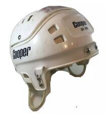 Cooper SK Hockey Helmet IRISH HURLING SK600 white old style Canada Vintage