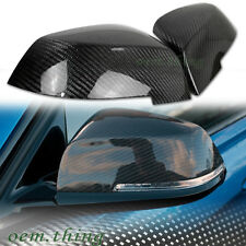 BMW Carbon Fiber 3-Series F30 F31 F35 F34 Side Mirror Cover 320i 316d 335i