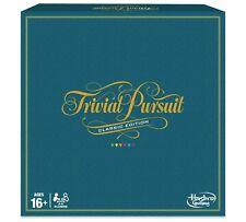 Hasbro Gaming C1940 Trivial Pursuit Classic Edition