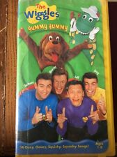 Wiggles, The: Yummy Yummy (VHS, 2000, Clam Shell)
