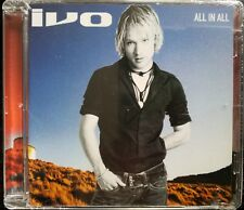 Ivo - All In All (2003 CD) New & Sealed