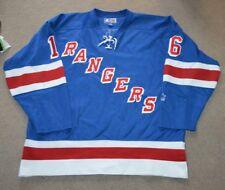 Vtg Pat Lafontaine New York Rangers Starter NHL Hockey Jersey 2XL SEWN ea3da3690