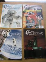 SET OF THE LAST 9 ISSUES OF COUNTDOWN MAGAZINE PUBLISHED FROM 1994-1995