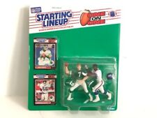 1989 Kenner Starting Lineup One-On-One Ken O'Brien Jets Lawrence Taylor Giants