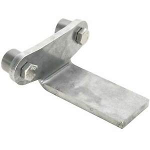 Fender Mount Tab for Curved & Ribbed Motorcycle Fenders chopper bobber cafe USA