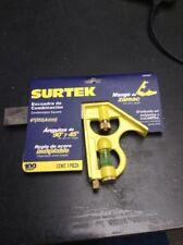 "Surtek 122257 Combination Square 6"" Stainless Steel Blade"