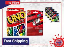 UNO PLAYING CARDS Kids Adults Card Games Family Card Games 2 Decks 112 Cards
