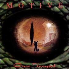Motive - Once Tempest (CD, Jan-2000, Flat Five Press & Records