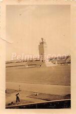 Orig. Foto Wehrmacht Soldaten Fußballstadion in Garlow 1941