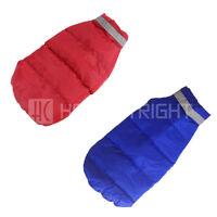 Fashionable Jacket Fleece Down Coat Puppy Warm Vest Pet Dog Apparel Clothe XS-XL
