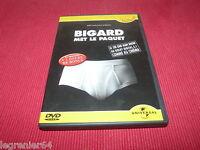 DVD BIGARD MET LE PAQUET LE SPECTACLE + 1 HEURE DE BONUS  441024