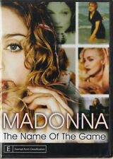 MADONNA The Name of the Game *New & SEALED* ALL REGIONS (Plays on any Player!)
