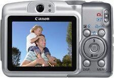 Canon PowerShot Silver Digital Cameras